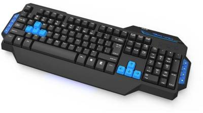 Клавиатура E-BLUE Mzaer-type X / wired gaming keyboard (Russian) EKM072BKR
