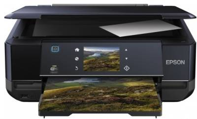 МФУ Epson Expression Premium XP-700 WI-FI Black