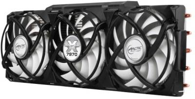 Кулер Arctic Cooling Accelero Xtreme 7970 DCACO-V15G300-BL