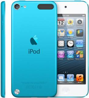 MP3 плеер Apple iPOD touch 32GB Blue (5Gen) MD717LL/A