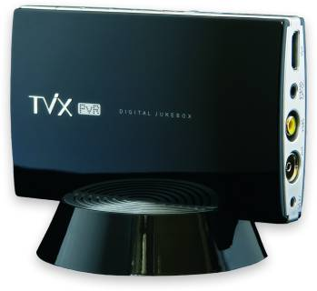 HD Media Player DVICO Inc. TViX-HD R-2200 PVR TVX-R2200PVR-WO