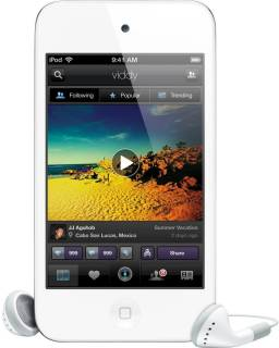 MP3 плеер Apple iPod touch 4Gen 32Gb MD058LL/A