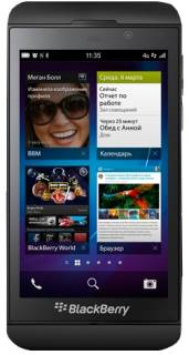Смартфон BlackBerry Z10 Black