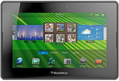 Планшет BlackBerry Playbook 32GB WiFi Black