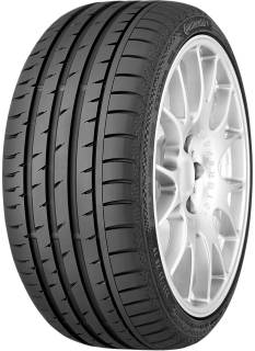 Шина Continental ContiSportContact 3 245/45 R17 95W