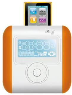 Акустическая система Ozaki iMini Cute Orange for iPhone/iPod IP831OR