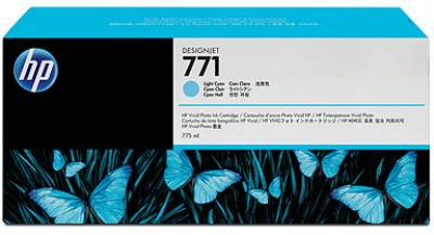 Картридж HP No.771 DJ Z6200 Light Cyan CE042A