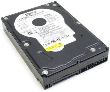 Внутренний HDD/SSD Western Digital WD3200JS