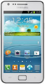 Смартфон Samsung I9105 Galaxy S II Plus Chick white GT-I9105CWA