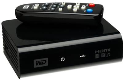 HD Media Player Western Digital WD TV WDAVP00BE