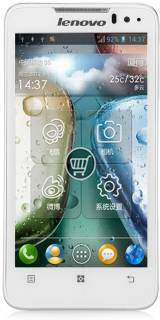 Смартфон Lenovo IdeaPhone P770 White