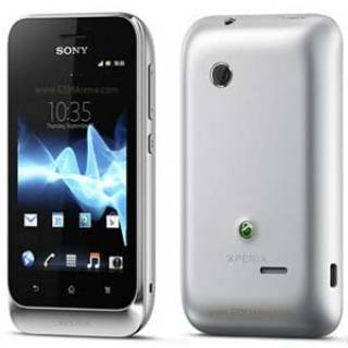 Смартфон Sony Xperia Tipo Duos LT21i2 Silver