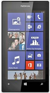 Смартфон Nokia Lumia 520 White A00010328