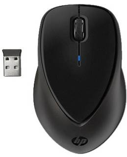 Мышка HP Comfort Grip Wireless Mouse H2L63AA