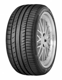 Шина Continental ContiSportContact 5 235/40 R19 92V