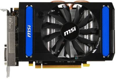 Видеокарта MSI Radeon HD 7790 1G R7790-1GD5/OC