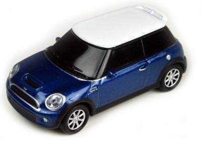 Флеш-память USB Autodrive MINI Cooper Blue