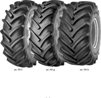 Шина Continental Contract AC-70 G 265/70 R16 114G