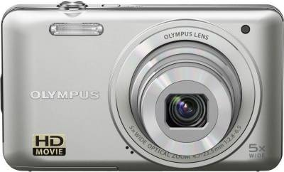 Фотоаппарат Olympus D-745 silver