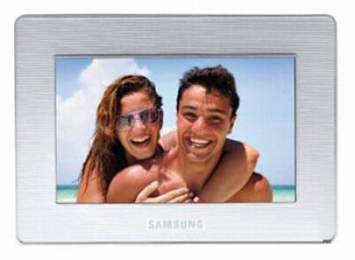 Фоторамка Samsung Photo Frame SPF-72V LP07CEVSS/EDC