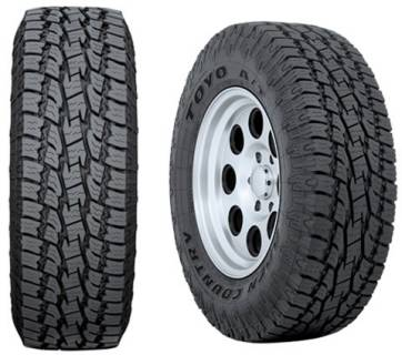 Шина Toyo Open Country A/T II 275/60 R20 114T
