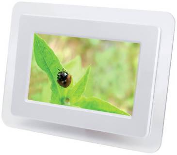 Фоторамка Mustek Photo Frame PF-A702B DPF-A702B