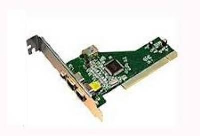 Аксессуар IBHK PCI контроллер IBHK IEEE 1394a, VIA VT6306, 2(6P)+1(4P) MM-PCI-6306-01-HN01