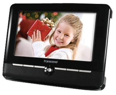 Фоторамка Transcend T. photo 720 TS2GPF720K-EU