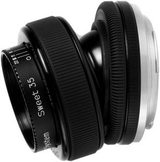 Объектив Lensbaby Composer Pro w/ Sweet 35 for Sony Alpha LBCP35S