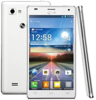 Смартфон Lg Optimus 4X HD P880 white