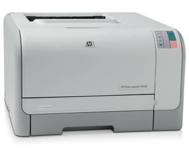 Принтер HP Color LaserJet CP1215 CC376A