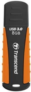 Флеш-память USB Transcend JetFlash 810 8Gb Orange USB 3.0 TS8GJF810