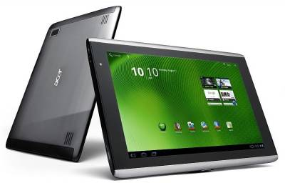 Планшет Acer Iconia Tab A501 32GB 3G Silver XE.H6QEN.024