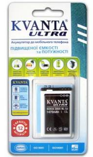 KVANTA NEW HTC A310/A510 Explorer 1320mAh