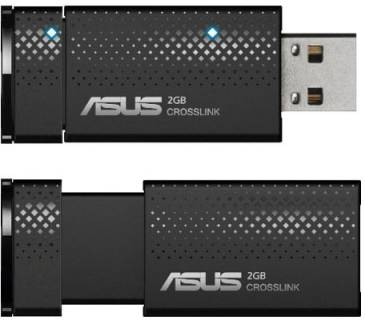 Флеш-память USB ASUS Flash Drive USB 2 Gb CROSSLINK Black