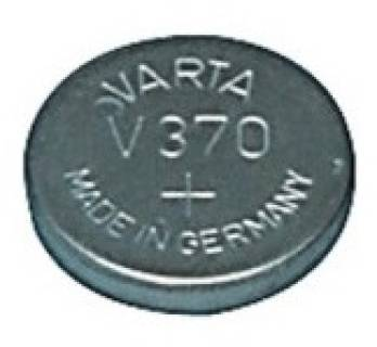 Батарейка Varta V 370 WATCH 00370101111