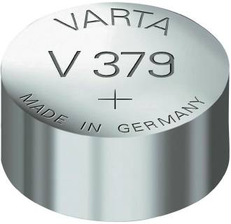 Батарейка Varta V 379 WATCH 00379101111