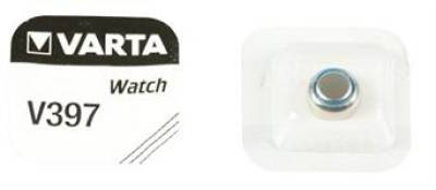 Батарейка Varta V 397 WATCH 00397101111
