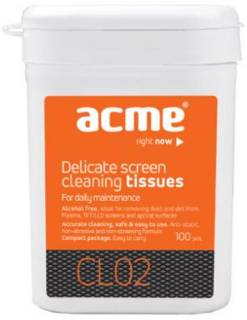 Средство ACME Cleaning Wipes TFT/LCD 100pcs