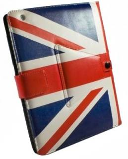 TuffLuv Чехол для Apple iPad 2/iPad 3 9.7 D3_37 Union Jack
