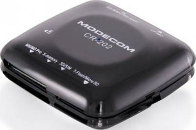 Картридер Modecom Modecom Card Reader CR-202 External
