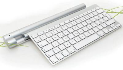 Зарядное устройство Mobee Inductive Charger for Apple Keyboard MO3212