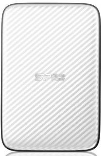Внешний HDD Silicon Power Diamond D20 500 GB USB 3.0 White SP500GBPHDD20S3W