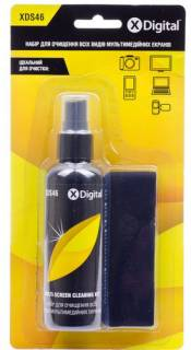 Средство X-Digital XDS46 Screen Cleaning Kit 100 ml