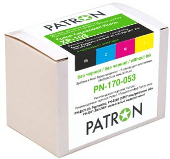 Картридж Patron Epson Expression Home XP-103 PN-170-053 X-103.PN-170-053