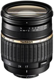 Объектив TAMRON SP AF 17-50mm f/2.8 XR Di II LD Asp. (IF) for Pentax