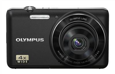 Фотоаппарат Olympus VG-160 Black+ case + SDHC 8 Gb KIT