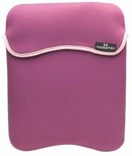 Intracom Manhattan Sleeve for TabletPC Purple/cream 439503