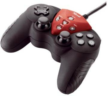Игровой контроллер Trust Compact Dual Stick Gamepad GM-1500 8713439148633