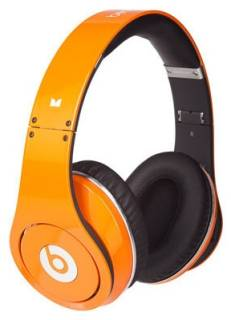 Наушники Beats Studio Orange 848447000760